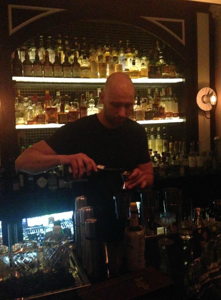 Bartender No. 1