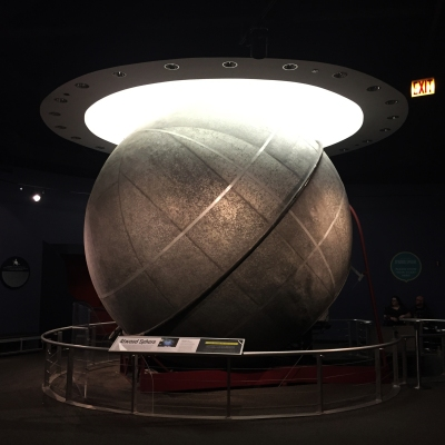 102 year old mechanical planetarium